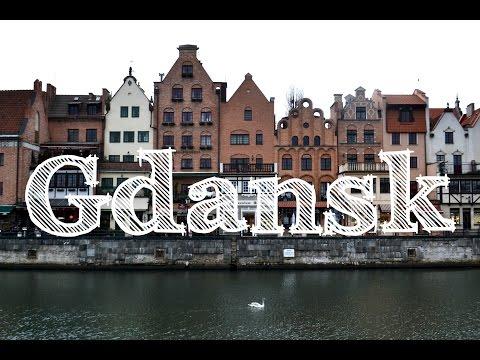 Visitando la histórica ciudad de Gdańsk - Polonia