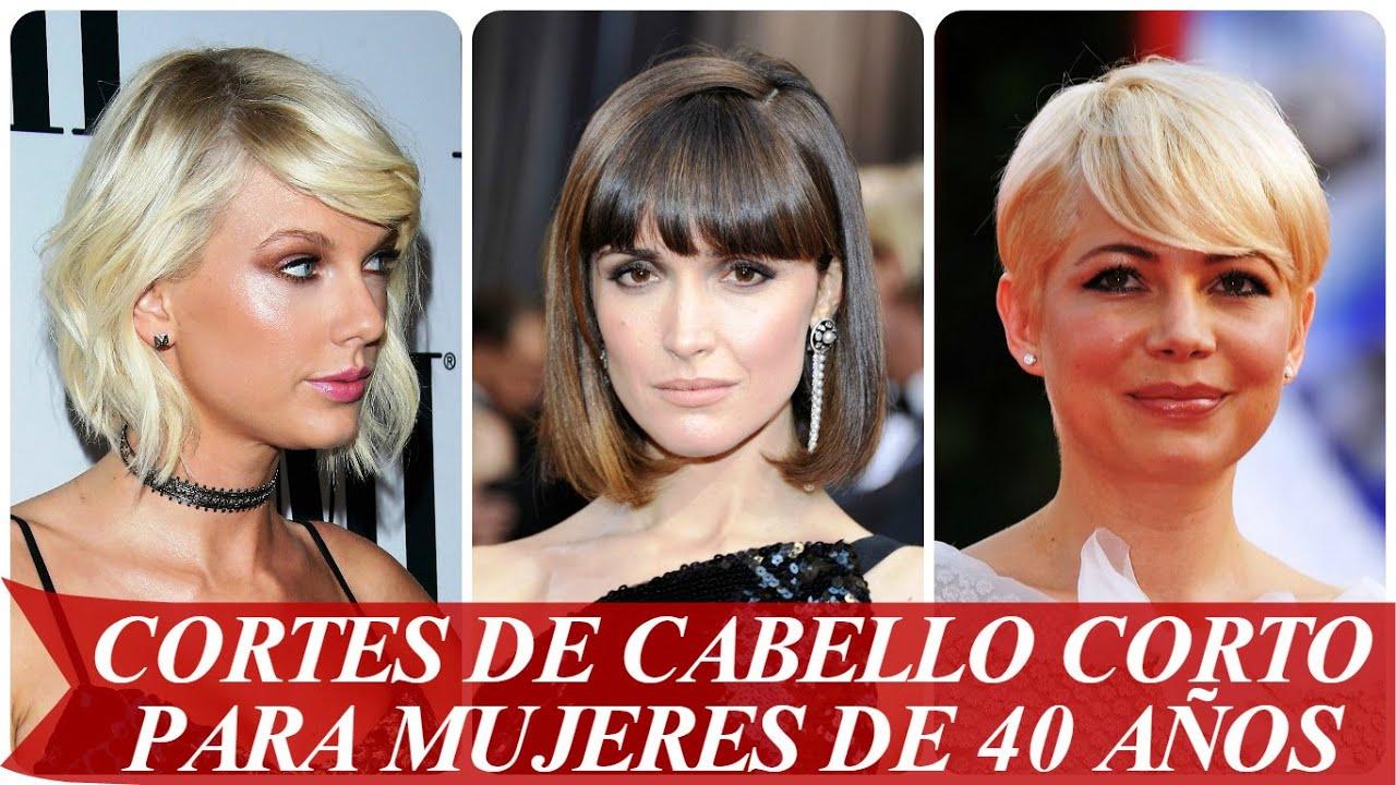 cortes pelo corto modernos para mujer
