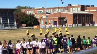 2015 junior powderpuff waynesboro high school
