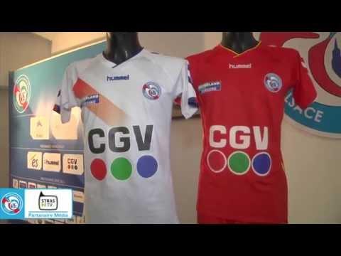 CGV devient Partenaire Principal l RC Strasbourg Alsace thumbnail