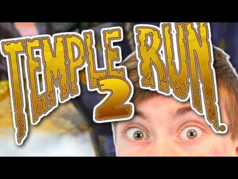 TEMPLE RUN 2 LONGEST RUN EVER (iPhone Gameplay Video)