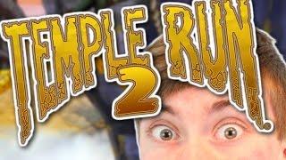 TEMPLE RUN 2 LONGEST RUN EVER (iPhone Gameplay Video)