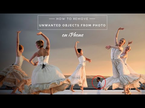 How to Remove any Object from Photo on iPhone | Free | December 2017