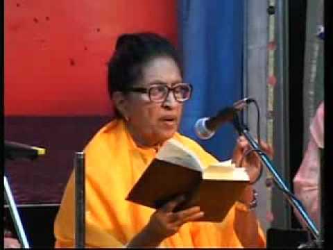 Maneka asks govt to help singer Mubarak Begum