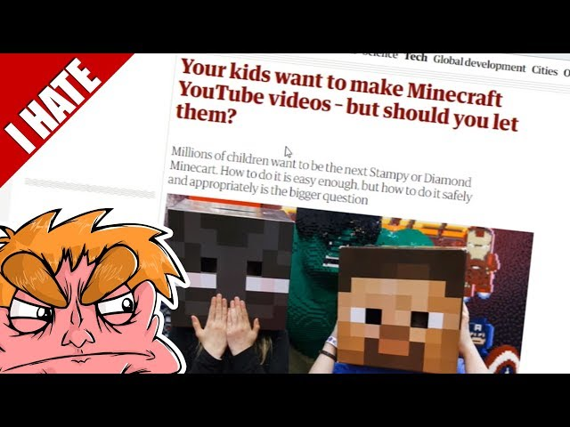 I HATE YOUTUBE IN THE NEWS