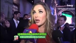 Anahi en entrevista para Ventaneando 04 09 2015