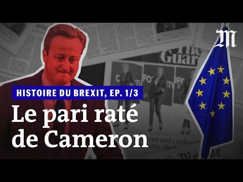 L'histoire du Brexit,