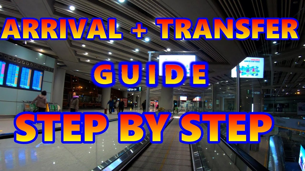 Download ARRIVING AT BEIJING AIRPORT 2019 - Where to go? How to transfer? All you have to know