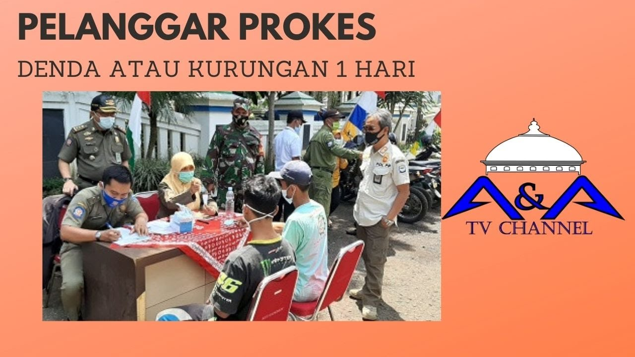 48 Orang Pelanggar Protokol Kesehatan di Bagansiapiapi Terjaring Operasi Yustisi