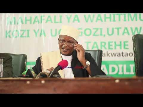 Download MUFT WA  TANZANIA AIPELEKA BAKWATA MAHALI AMBAPO WAISLAMU WALIPOKUWA WANAPAHITAJI