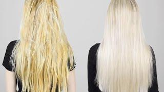How To Fix Bry Orange Hair