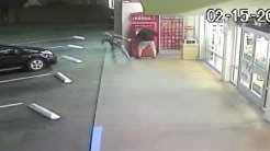 Man violently shoves woman using Redbox movie machine