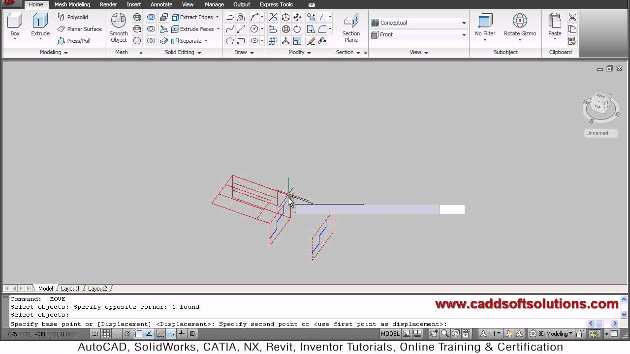autocad 2d to 3d conversion tutorial autocad 2010 youtube rh youtube com AutoCAD 2014 User Manual AutoCAD Instruction Manual