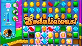 Candy Crush Saga SODA Level 1549 CE