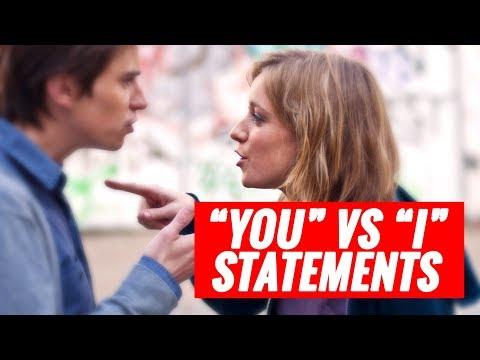 I-Statements Vs You Statements | #GrowFriday