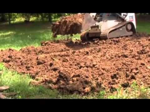 Estimating Soil Dirt Volume For Yard Fill Projects By