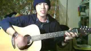 g: Good Charlotte - We Believe acoustic cover