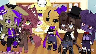 WILLIAM AFTON STUCK IN A ROOM WITH FNAF 1 FOR 24 HOURS [AU] REMAKE