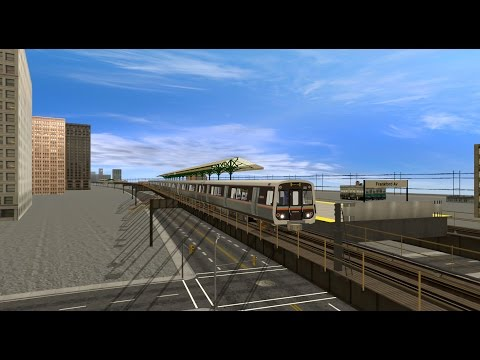 Trainz 12: The Outside World (2017 Edition) BROWN Line {FULL}