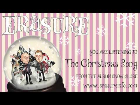 ERASURE - 'The Christmas Song' from the album 'Snow Globe'