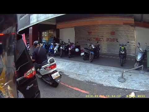 09 26 玩手機+闖紅燈 新北市板橋區下華江橋長江路三段轉文化路二段