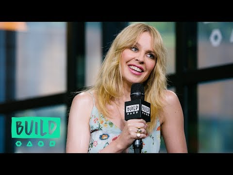 "Kylie Minogue Speaks On Her Album, ""Golden"""