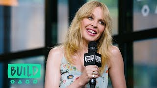 Kylie Minogue Speaks On Her Album,