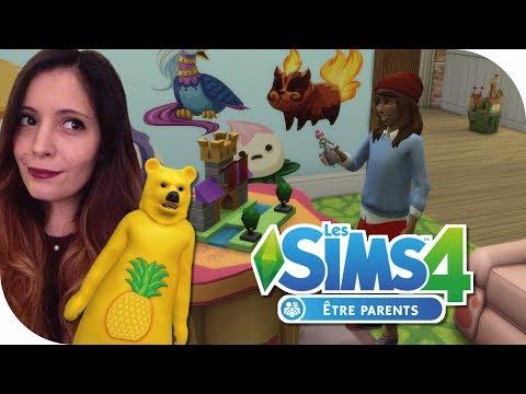 [TEST Sims 4 : Être parent] Devenez un bon parent !