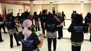 Barack Twist - Line Dancing for a Purpose - Obama 2012