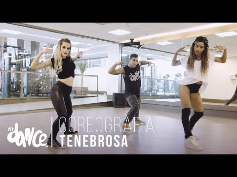 Tenebrosa - MC Livinho - Coreografia   FitDance - 4k