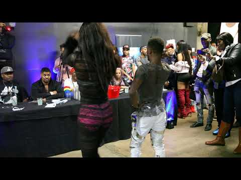 Icon Mariah vs Legendary Kassandra Hand Performance @ #CWE3TUNDRA Other View