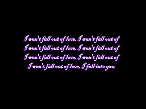 Parachute - Ingrid Michaelson (Lyrics On Screen)