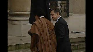 Каддафи настигает Саркози?