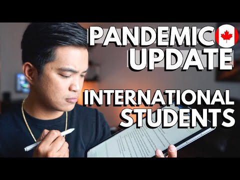 CANADA STUDY PERMIT PANDEMIC UPDATE: FAQs For International Students; IRCC Change New Rules (Part 2)