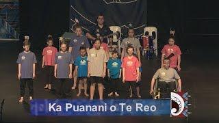 Ka Puanani o Te Reo - Otago Polyfest 2016