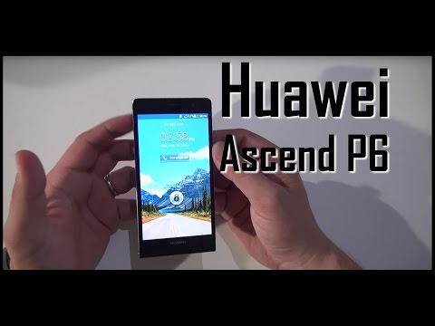 REVIEW - Huawei Ascend P6 (www.buhnici.ro)