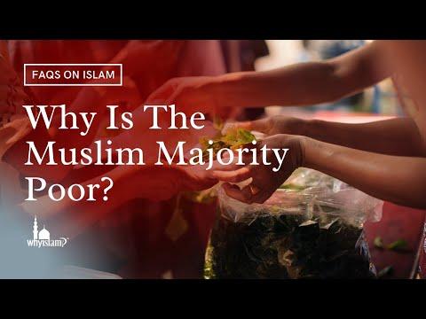 Why is the Muslim Majority Poor?