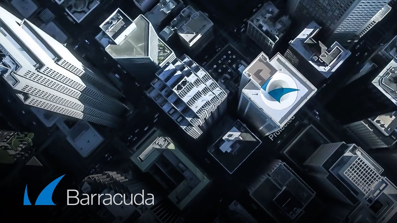 Reclaim your network   Barracuda Networks - YouTube