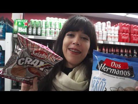 Visitando un SUPERMERCADO en Buenos Aires, Argentina | El vlog de vivi