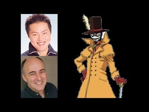 Anime Voice Comparison- Mr  Compress (My Hero Academia)