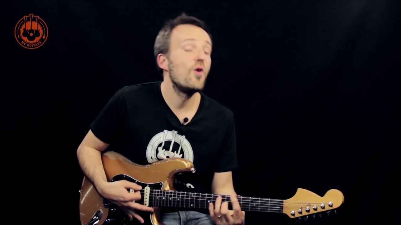 guitare qui joue toute seule
