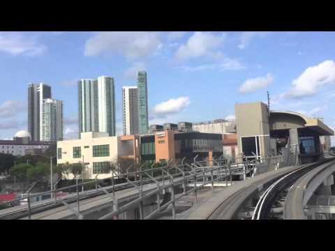 Miami-Dade Transit Metromover Inner Loop RFW