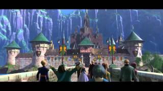 Трейлер для мультфильма Холодное сердце: Взгляд изнутри