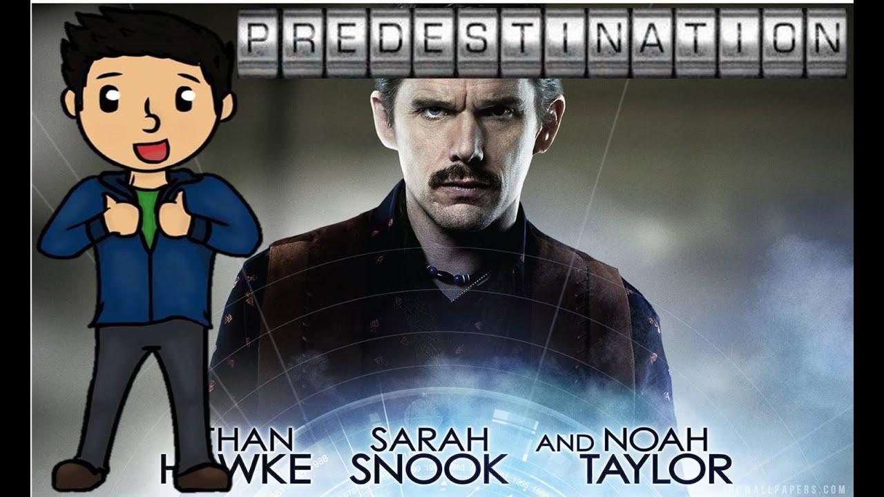 Predestination Movie Explained!