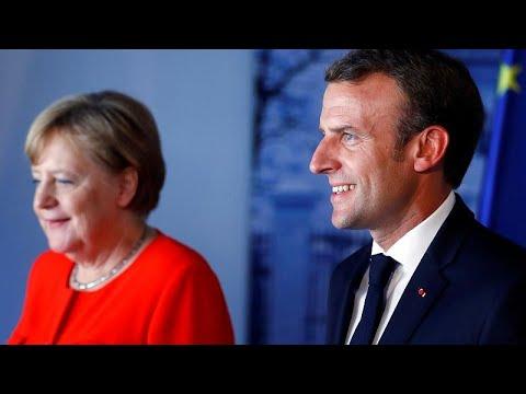 Uma cimeira franco-alemã dominada pela crise dos migrantes