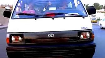 f00e1a04e144d1 Toyota Hiace - YouTube