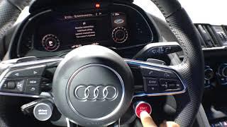 IAA 2017 Audi R8 RWS