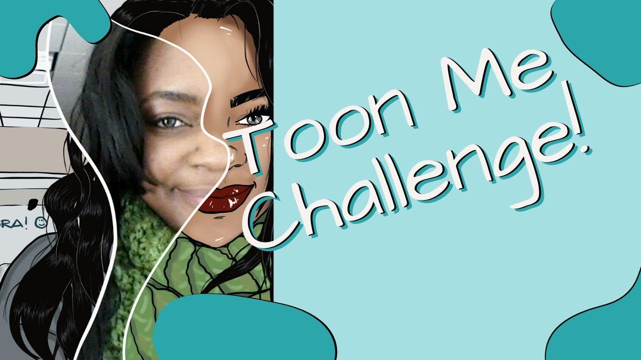 ToonMe Challenge Procreate Timelapse - YouTube