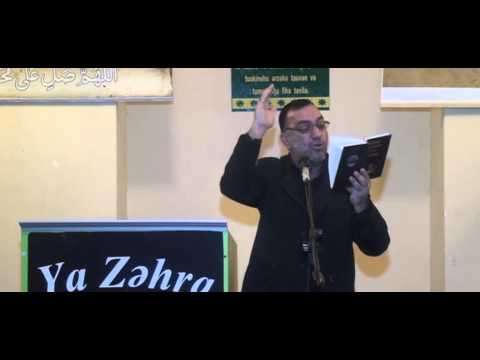 Hz. Ali Mescidi - Xanım Fatime (e.) shehadeti meclisi - 2015