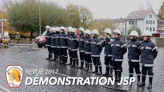 Démonstration JSP - Revue 2017 - SDIS Sorge